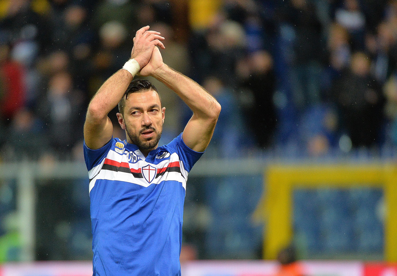 Soccer: Serie A; Sampdoria-Frosinone