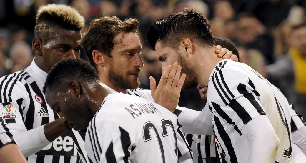 Juventus gol