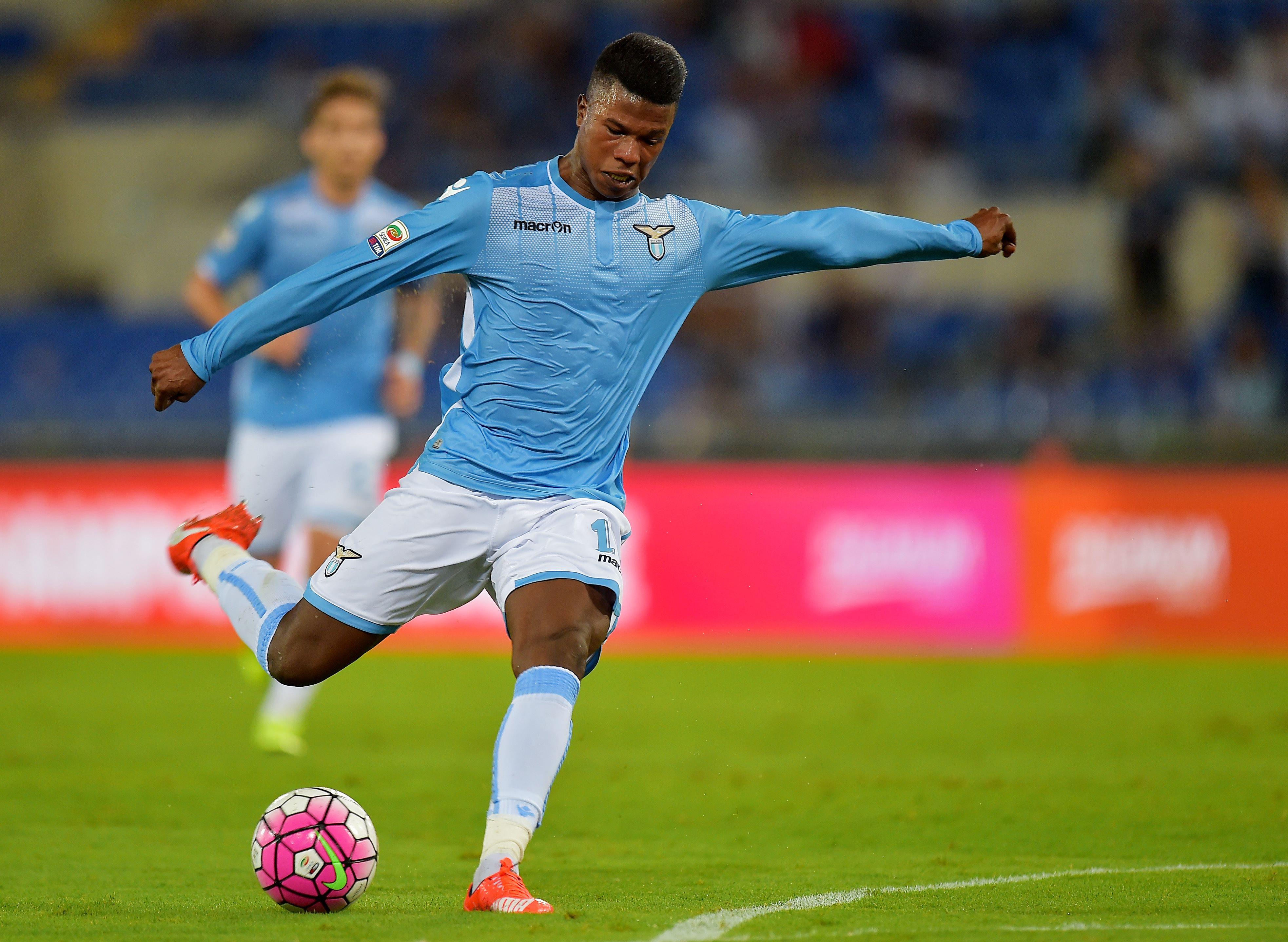 Lazio-v-Bologna-Keita-shoots