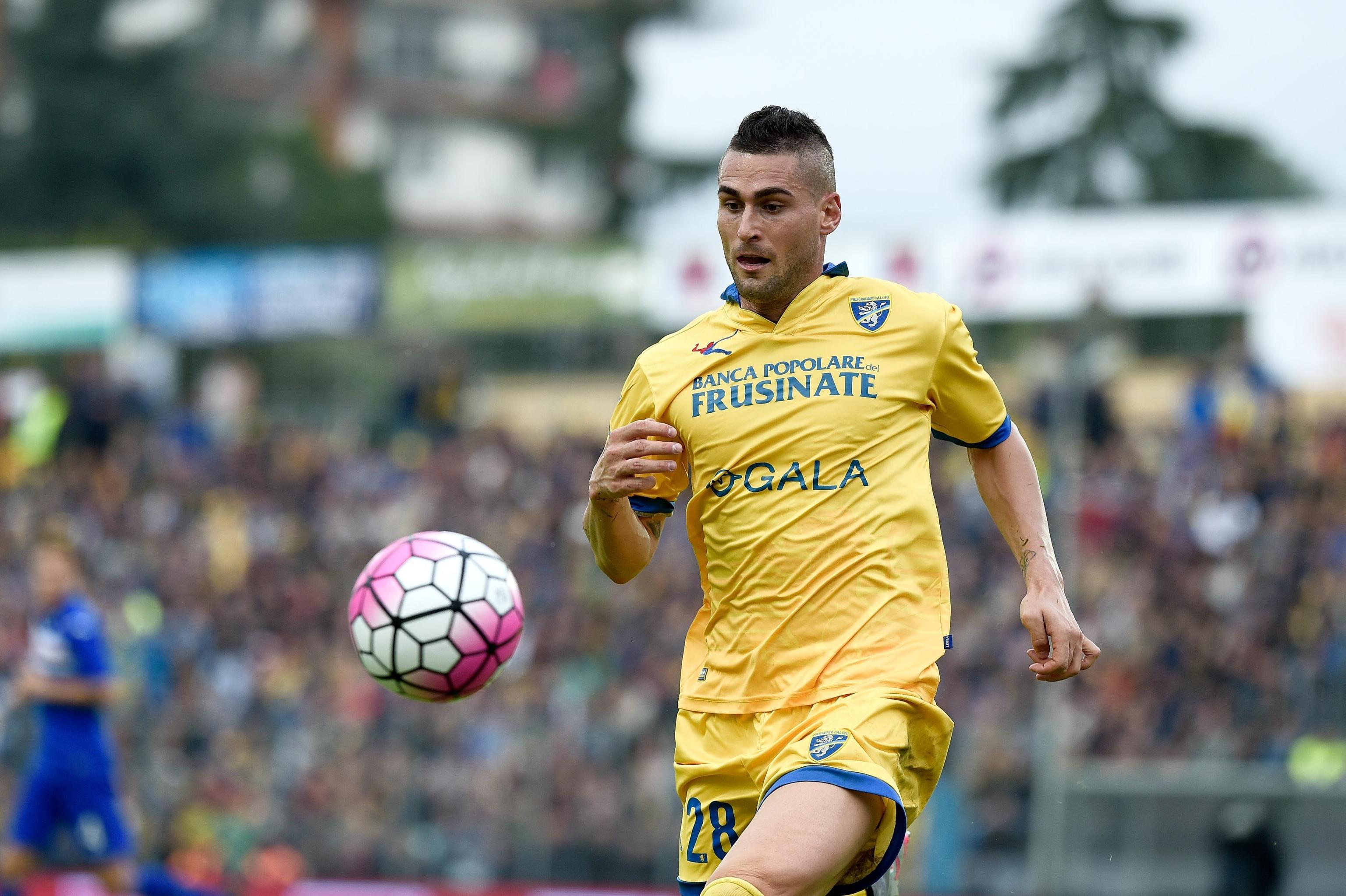Soccer: Serie A, Frosinone-Sampdoria
