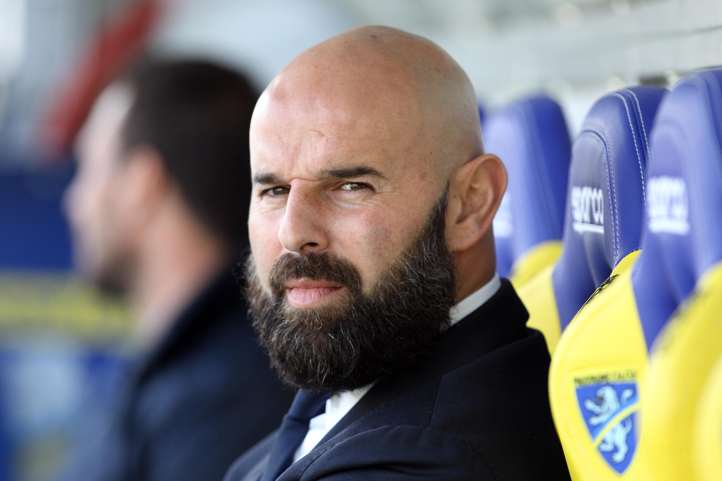 Soccer: Serie A; Frosinone-Fiorentina
