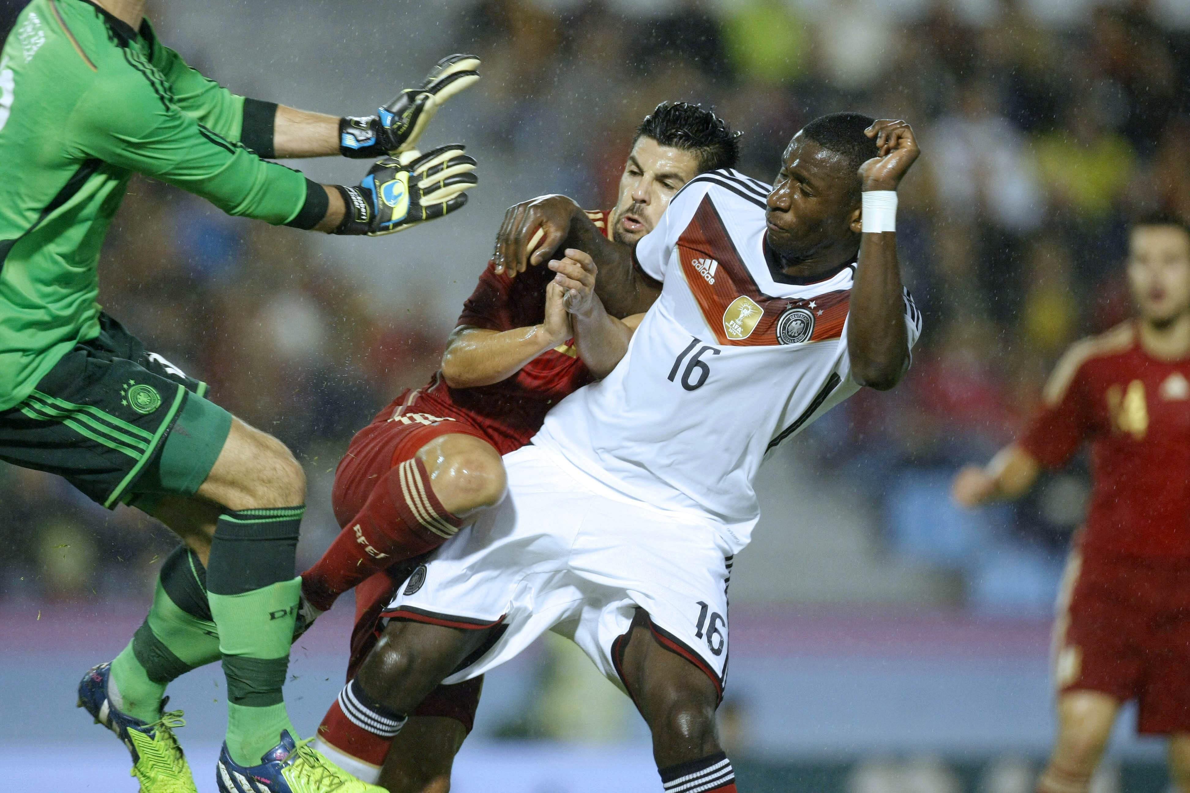 Spagna vs. Germania - Amichevoli Internazionali