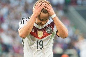 Mario Gotze, centrocampista della Nazionale tedesca