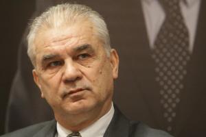 Anghel Iordănescu, allenatore della selezione rumena