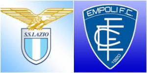 Lazio-EmpolI: formazioni ufficiali e radiocronaca