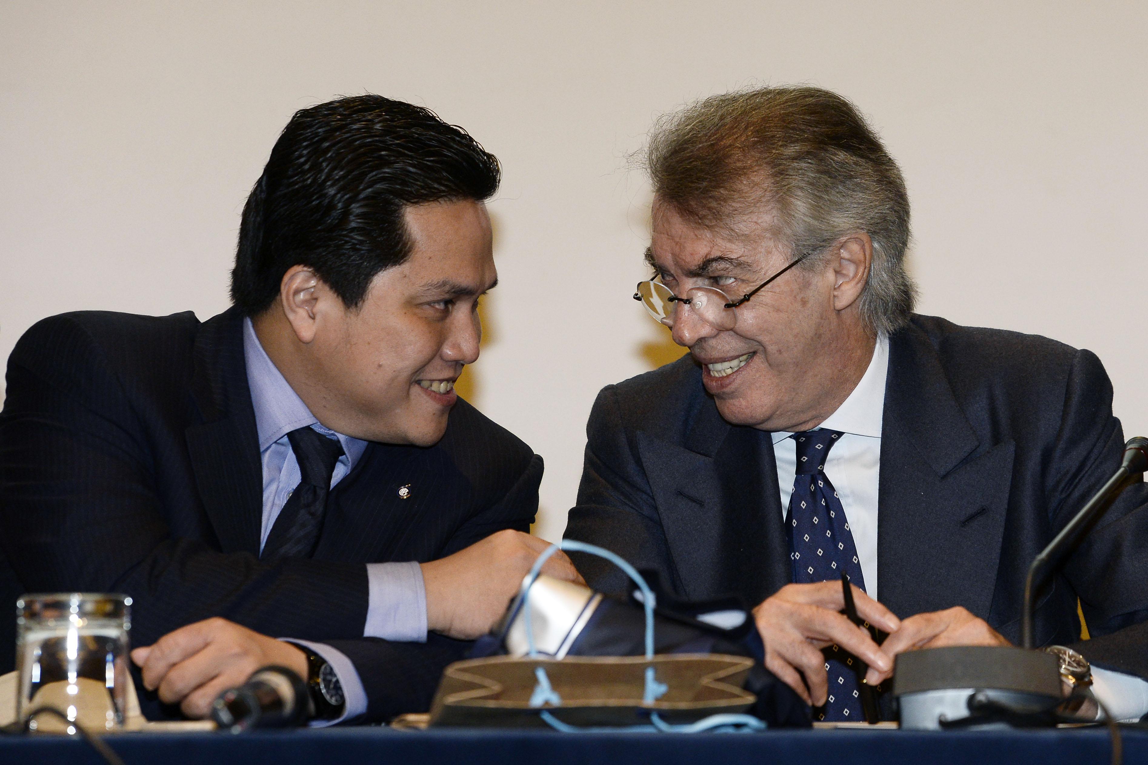 Assemblea dei soci di FC Internazionale Milano Spa