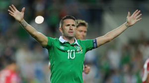 Robbie Keane, il capitano dei Greens