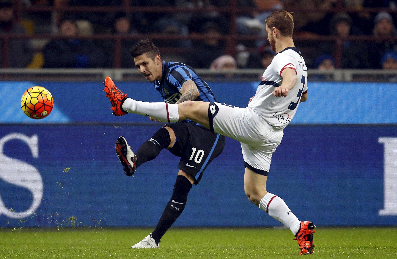 Inter Milan v Genoa - Italian Serie A