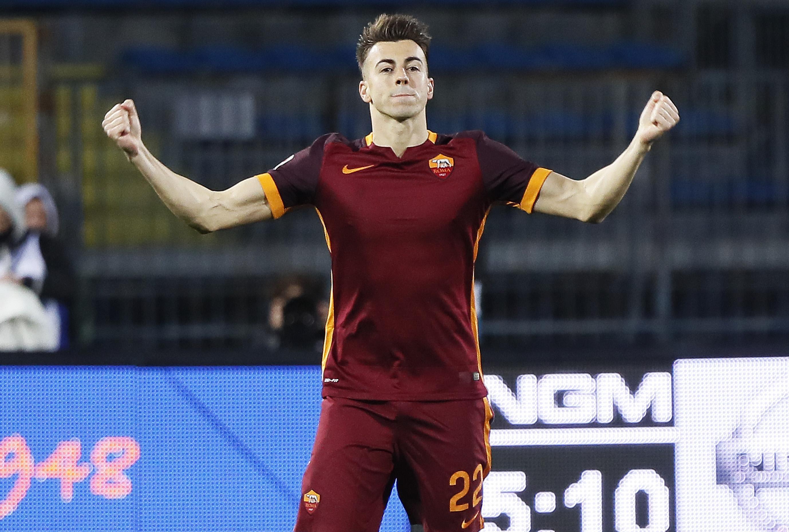Soccer: Serie A; Empoli-Roma