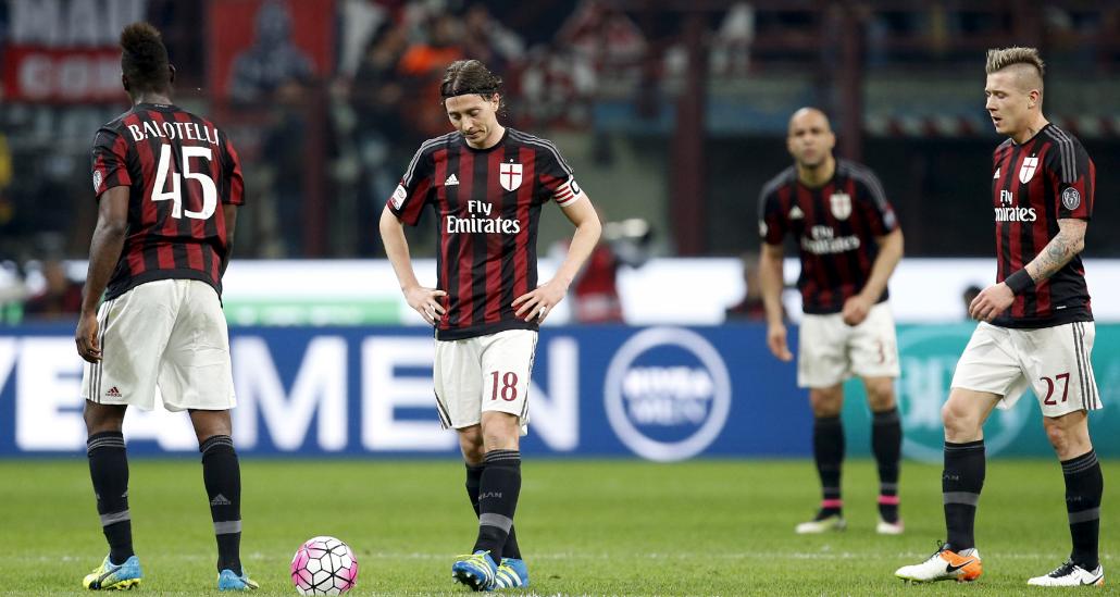 Milan gol