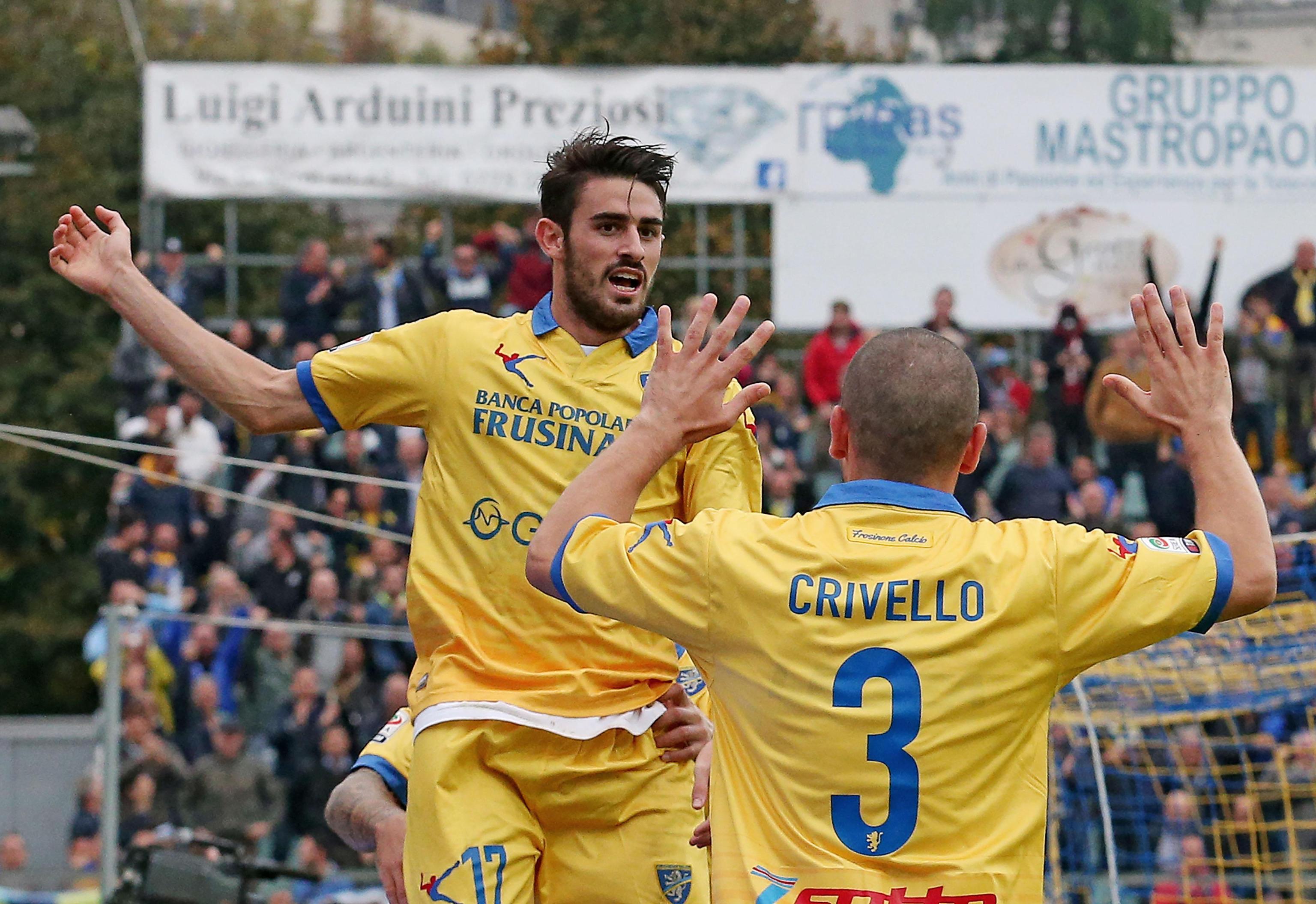 Soccer: Serie A; Frosinone-Sampdoria