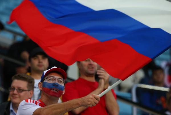 Отборочный матч чемпионата Европы по футболу 2016: Россия -  Лихтенштейн