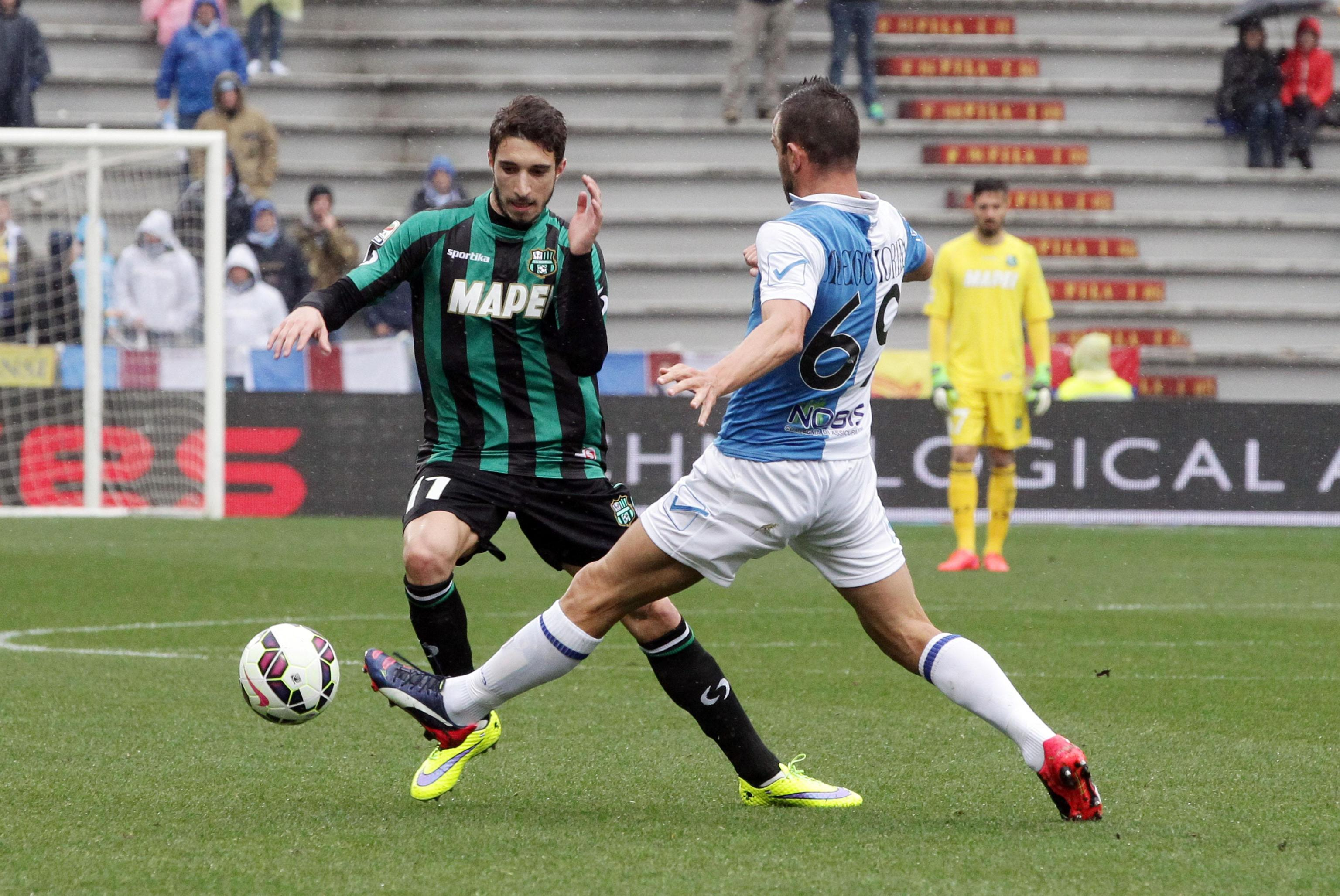 Soccer: Serie A; Sassuolo-Chievo