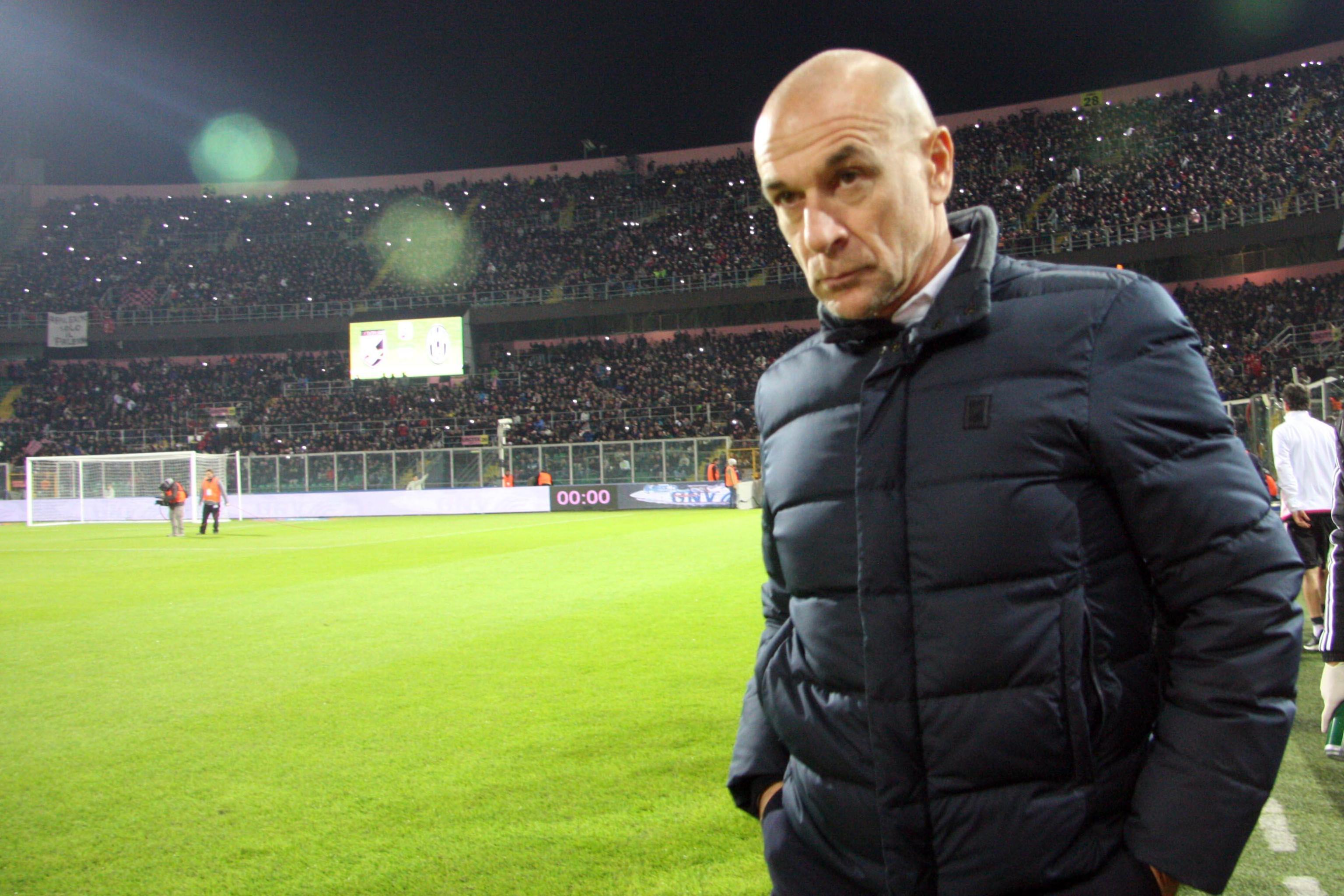 Calcio: serie A, Palermo-Juventus
