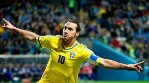 Zlatan Ibrahimovic, vera leggenda del calcio svedese