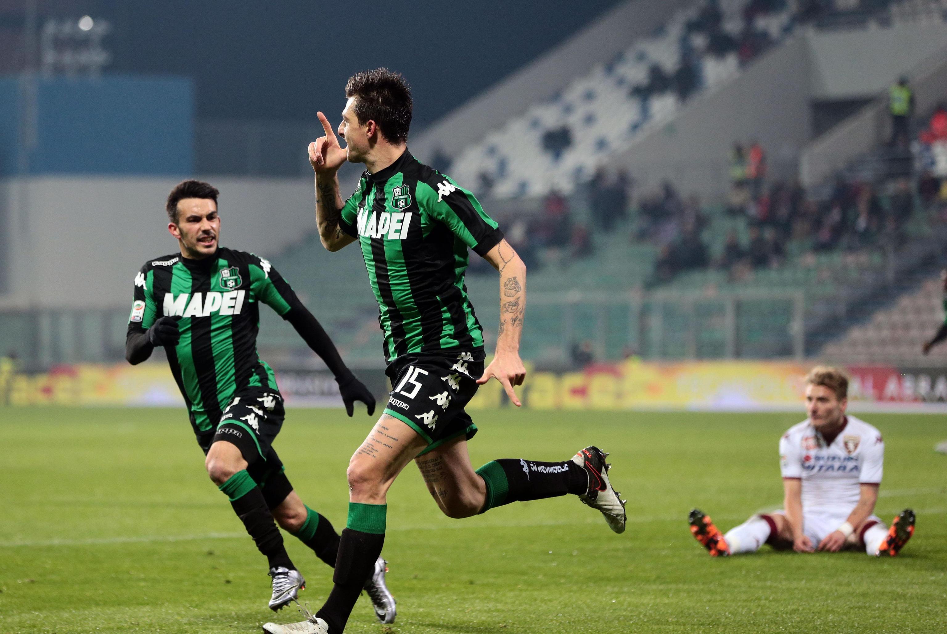 Soccer: Serie A; Sassuolo-Torino