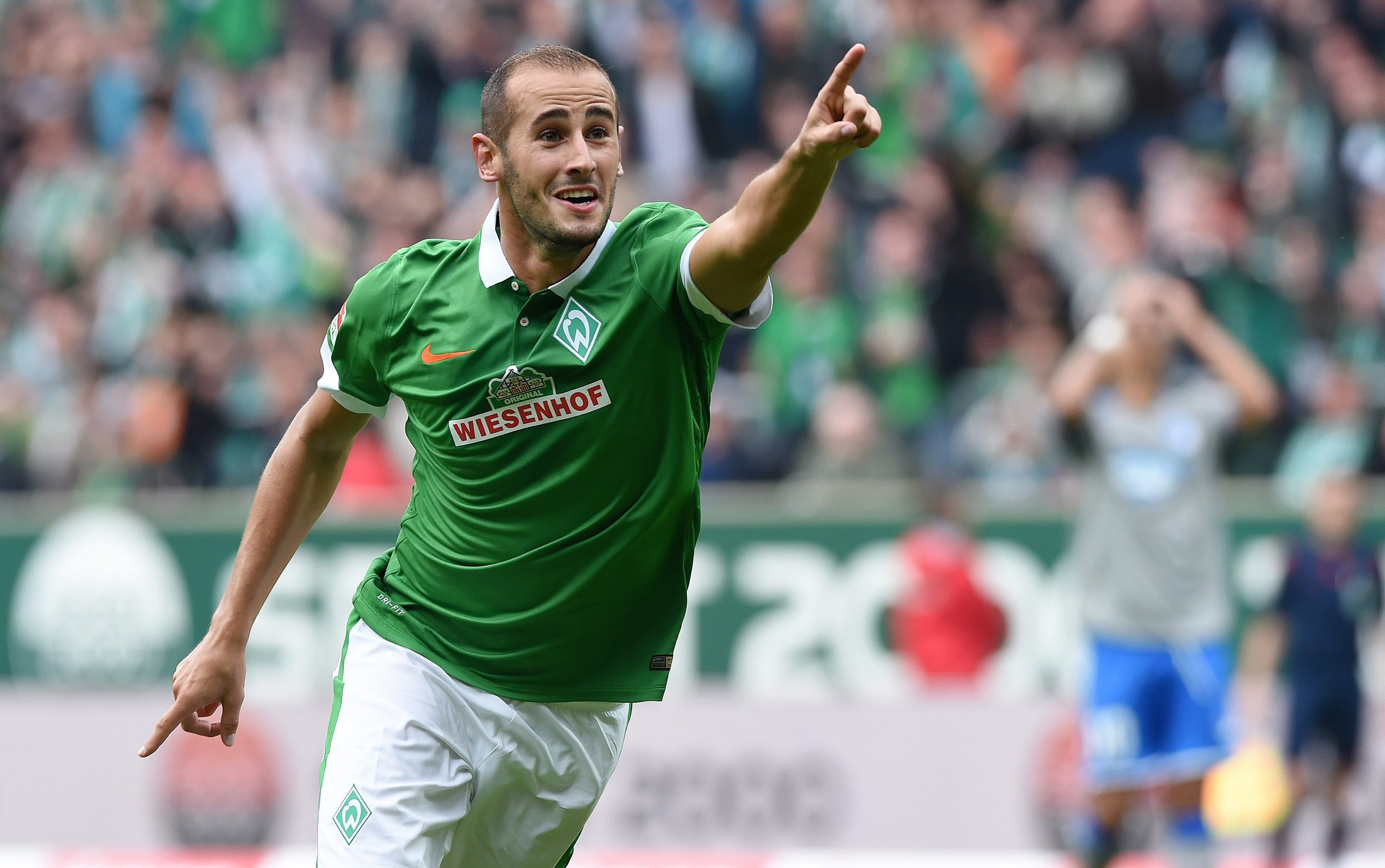 Alejandro-Galvez-Werder-Bremen