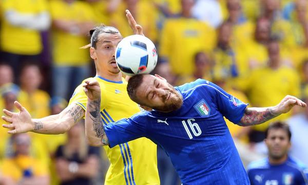 Euro 2016:Italy-Sweden