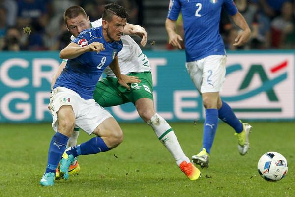 Soccer Euro 2016 Italy Ireland