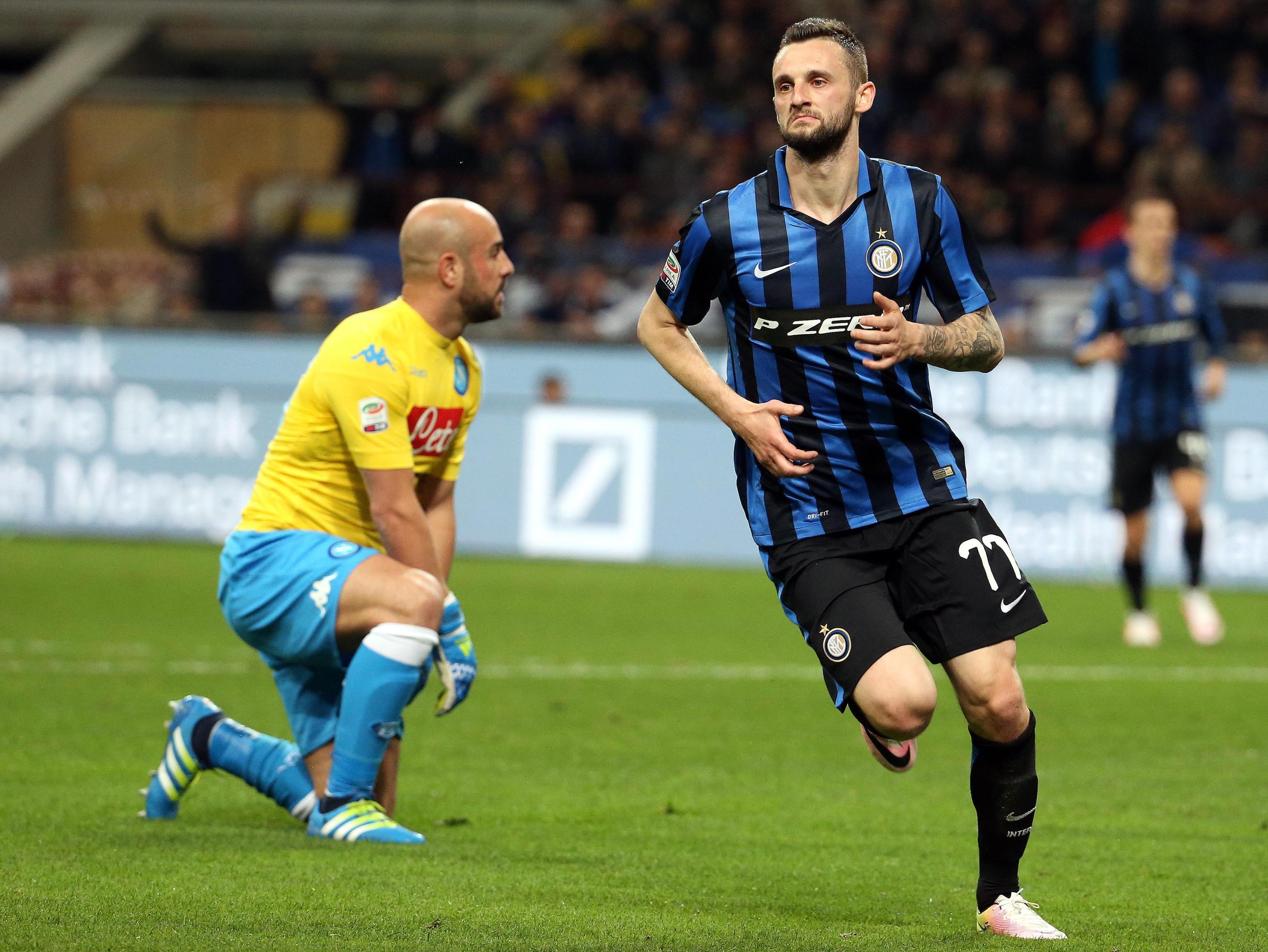 Soccer: Serie A; Inter-Napoli
