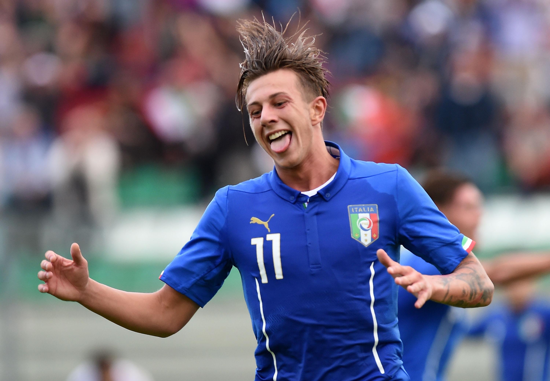 Italy U21 v Cyprus U21 - 2015 UEFA European U21 Championships Qualifier