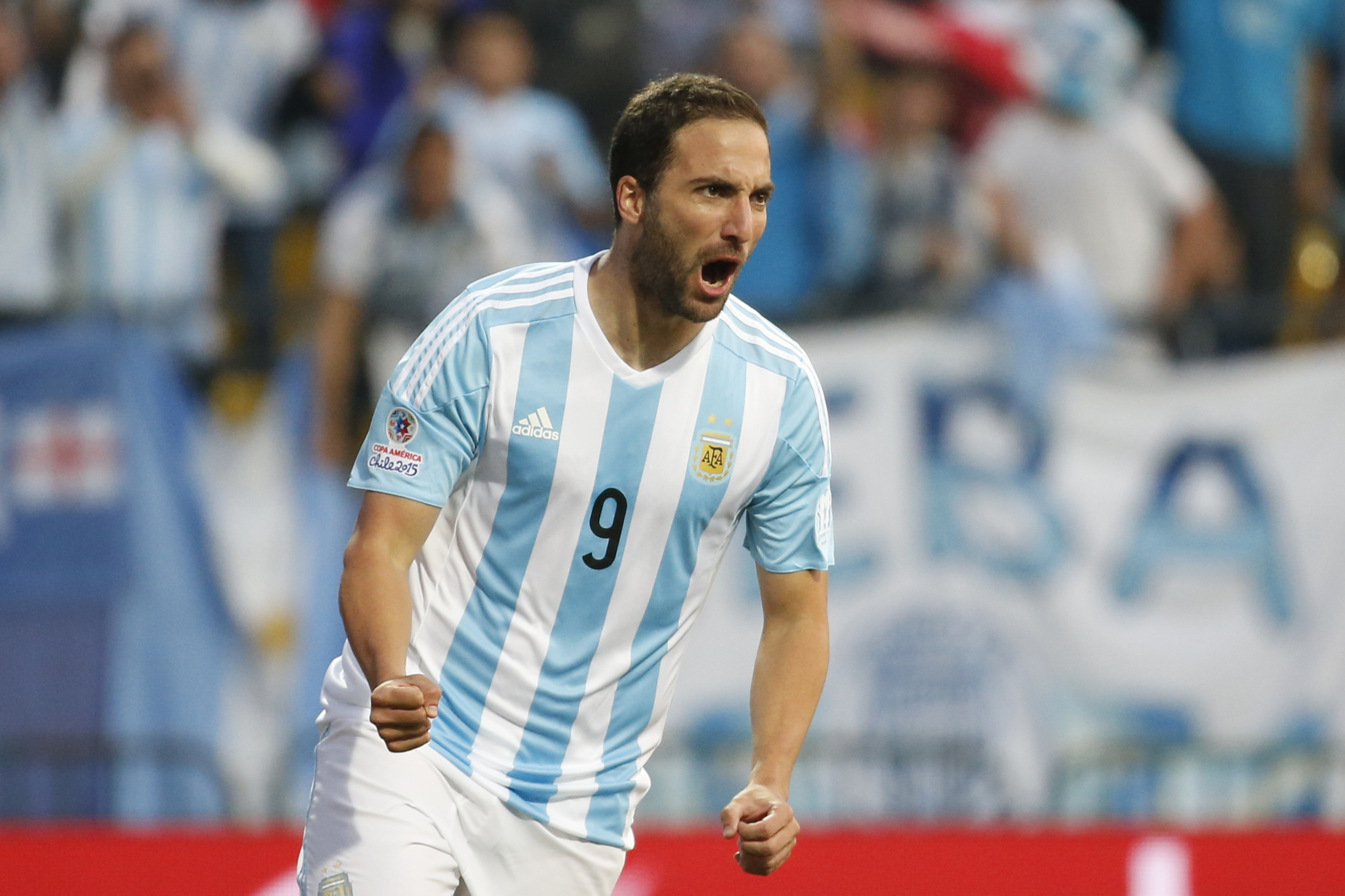 Higuain argentina