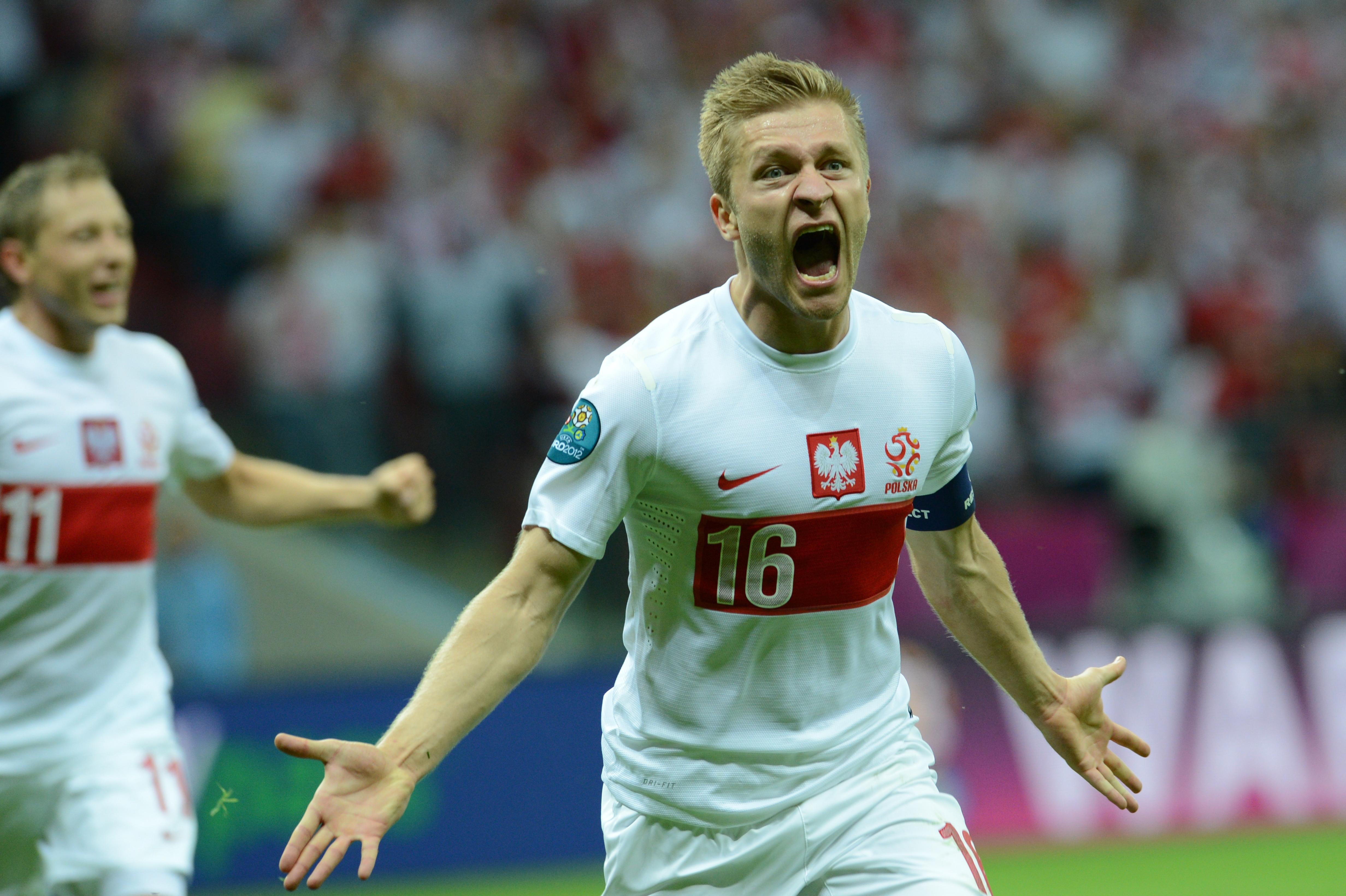 Polish midfielder Jakub Blaszczykowski c