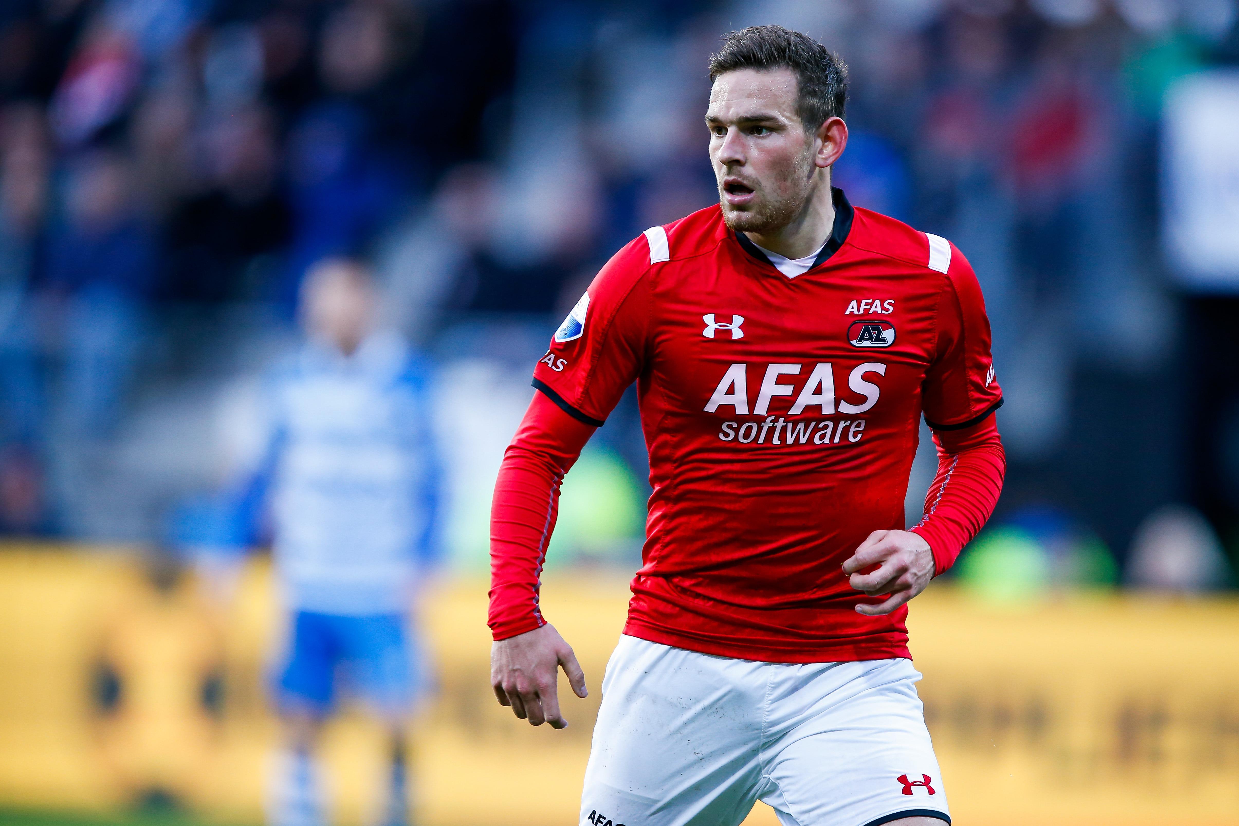 "Dutch Eredivisie - ""AZ v PEC Zwolle"""