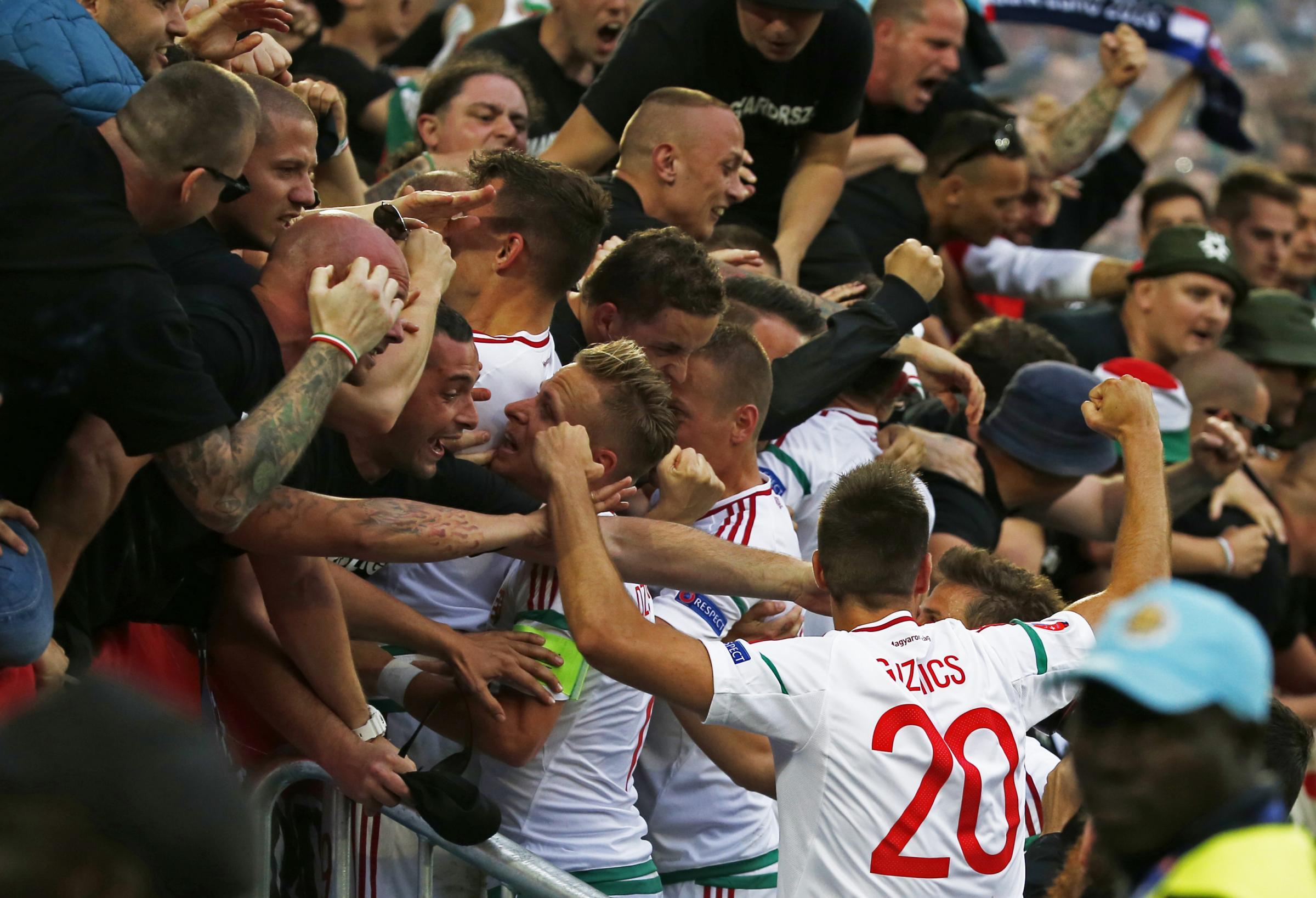 Austria vs Ungheria - Euro 2016