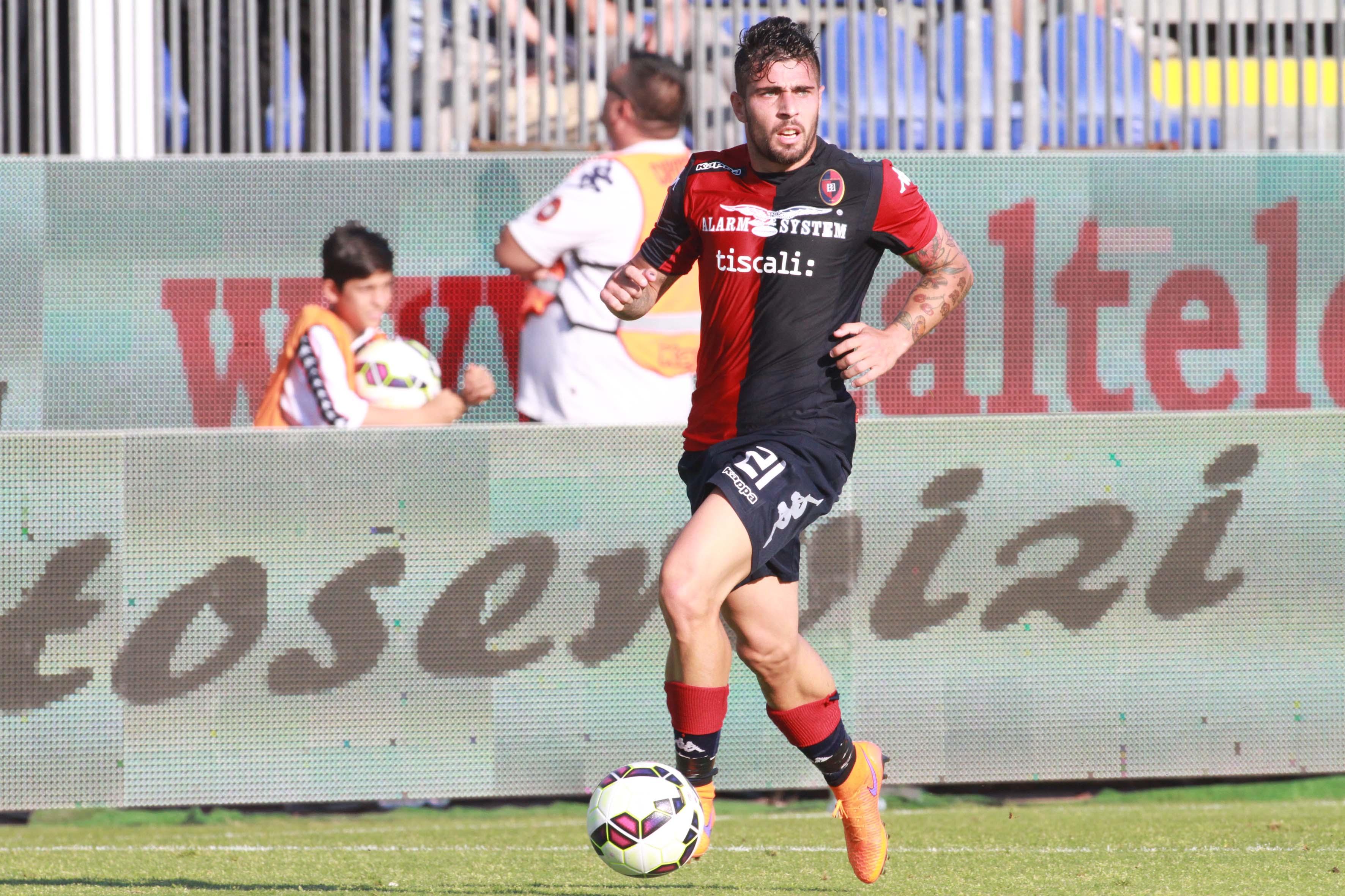 Cagliari vs Udinese - Serie A Tim 2014/2015