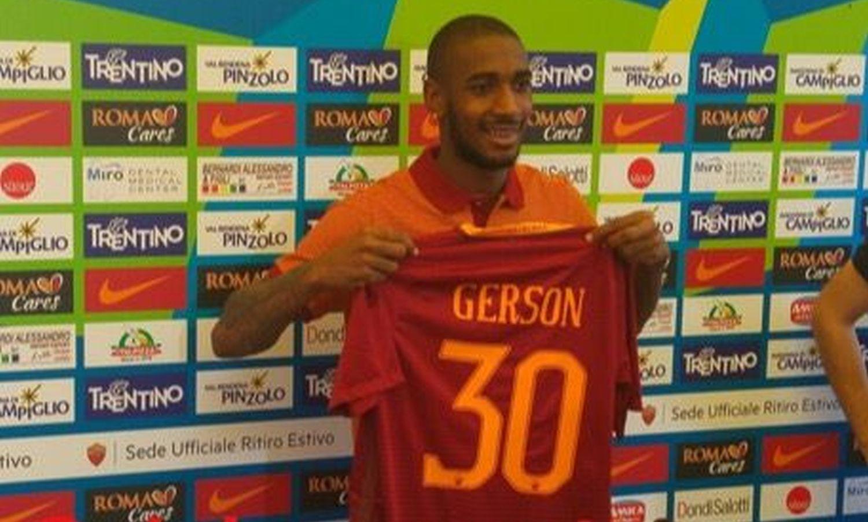 Approfondimento Gerson il nuovo talento della Roma