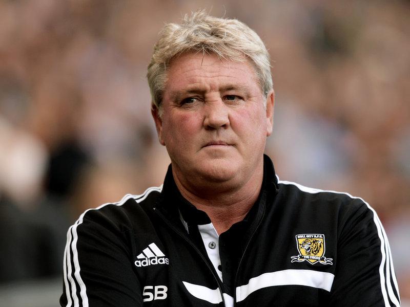 Steve Bruce - Hull City