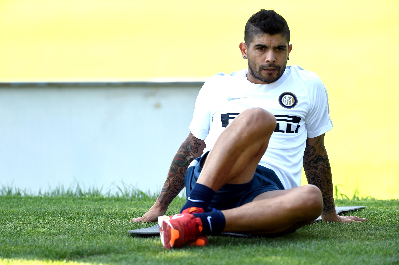 FC Internazionale Juvenile Team Training Session
