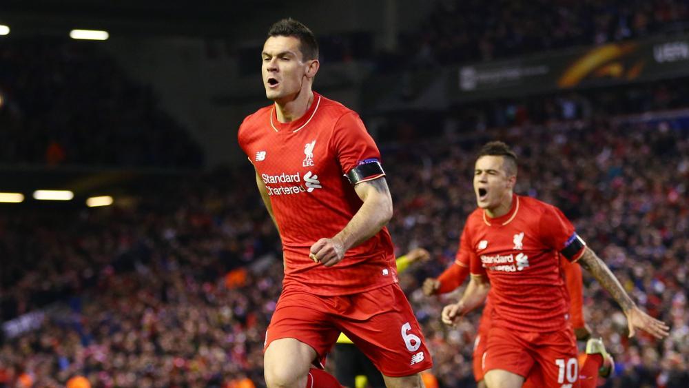 Dejan Lovren - Liverpool