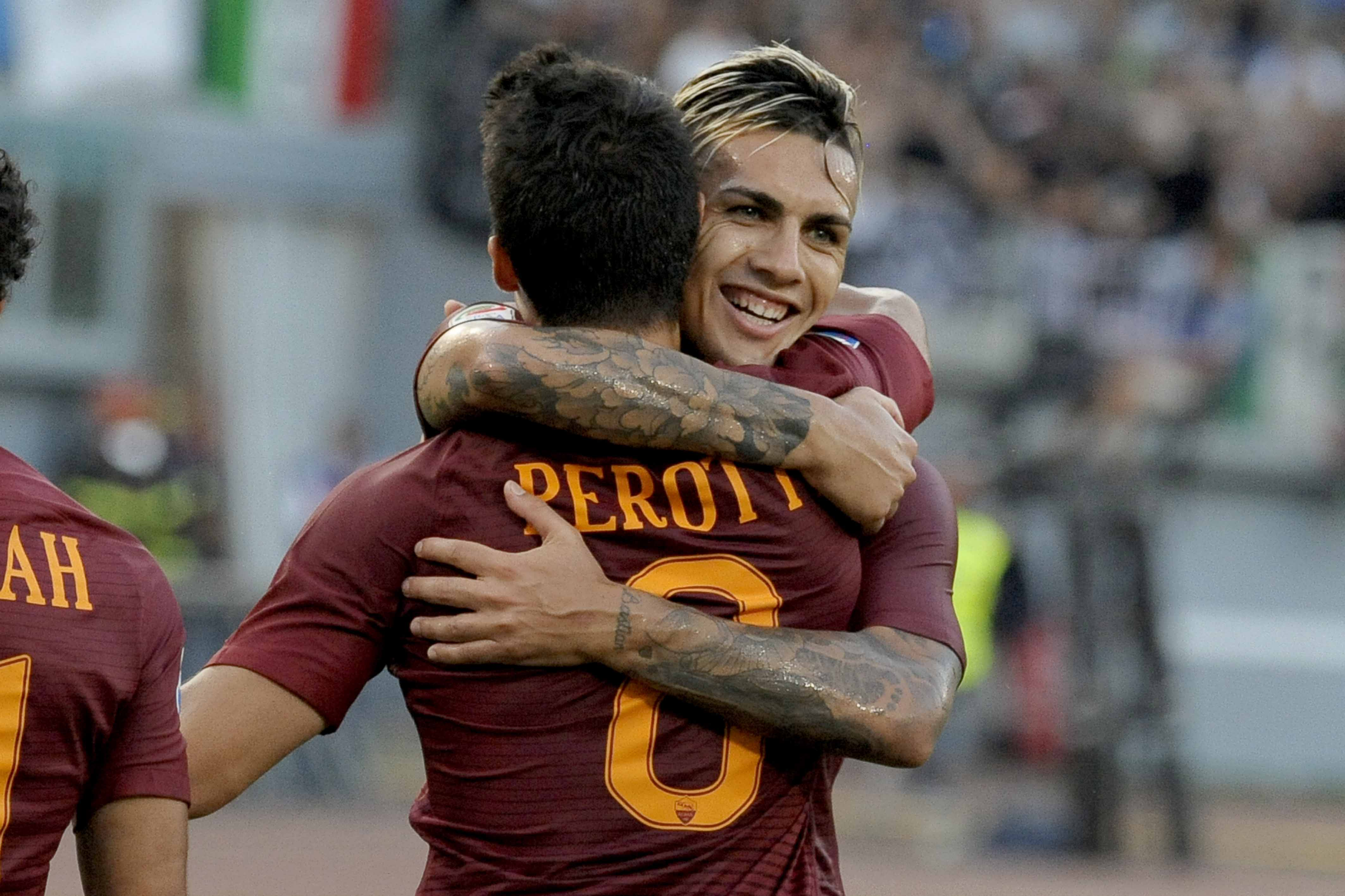 PEROTTI-PAFREDES-GOL-1-3-Roma-UDINESE-