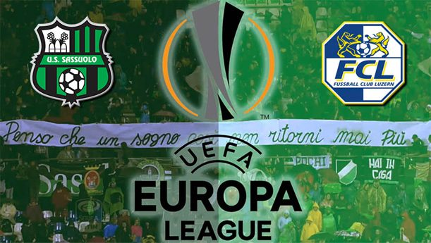 DIRETTA Europa League, Sassuolo-Lucerna 0-0