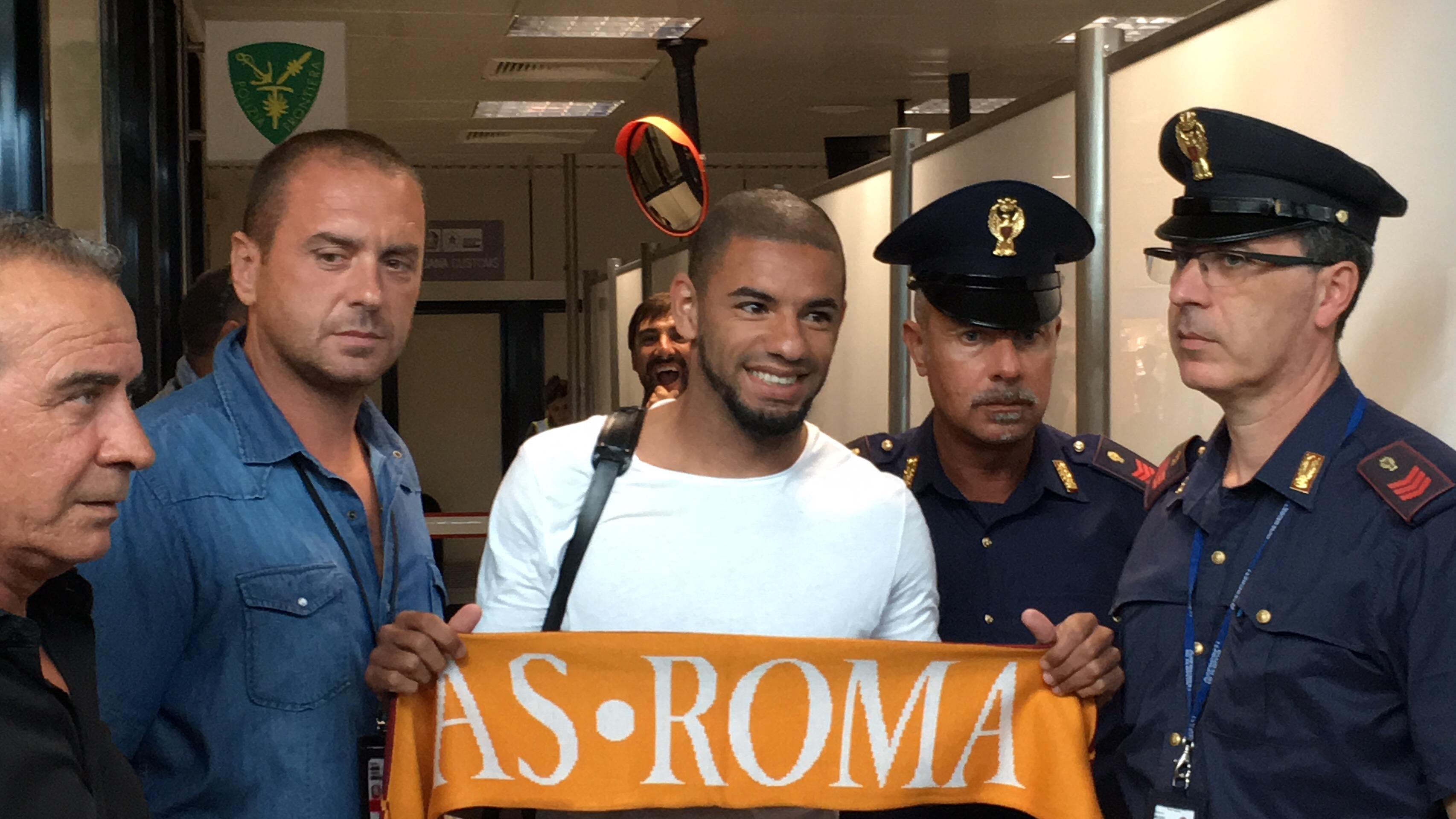 Roma, Bruno Peres: