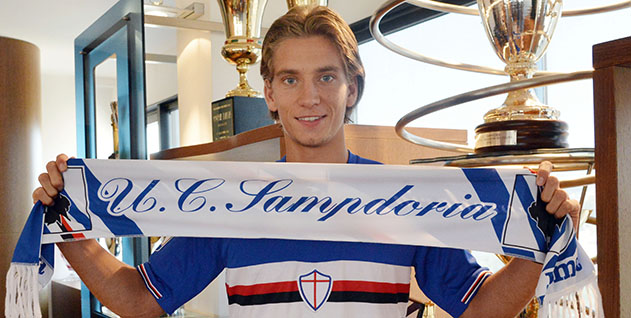 Calciomercato Sampdoria, ufficiale l'arrivo di Praet