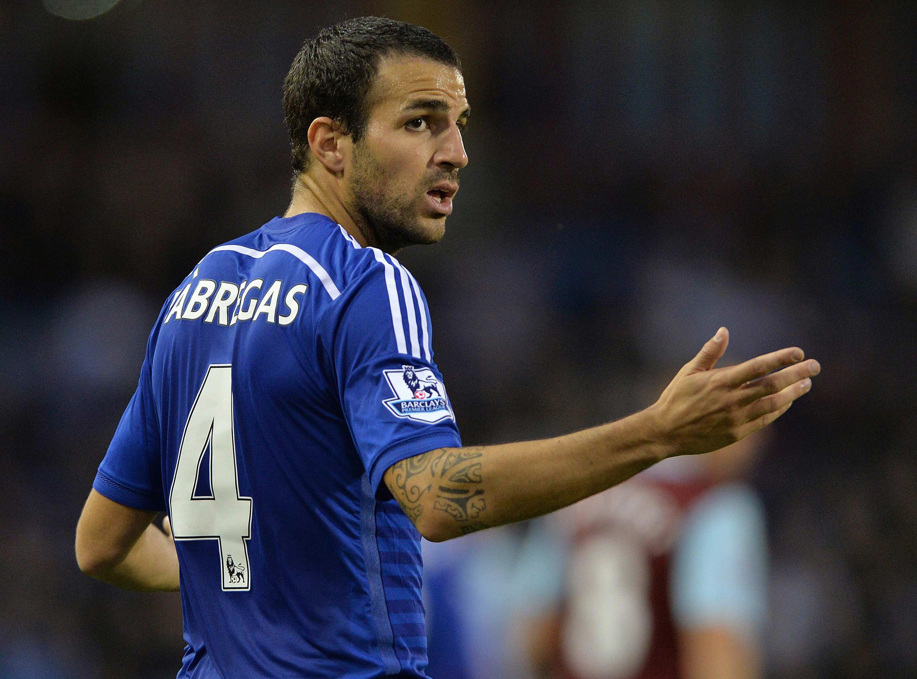 #PremierLeague - Chelsea, Fabregas: