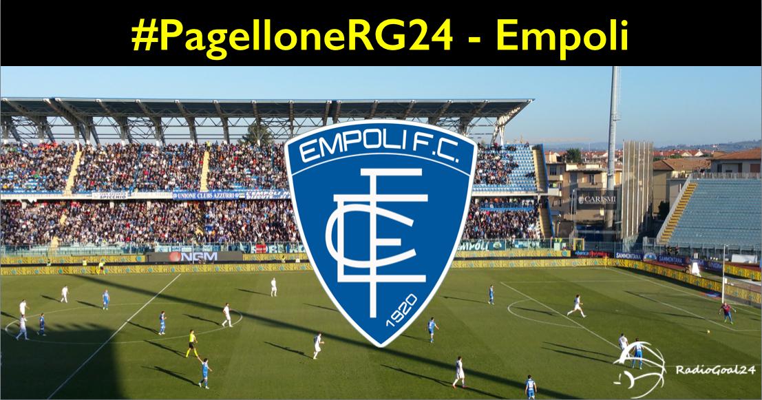 PAGELLONE - EMPOLI