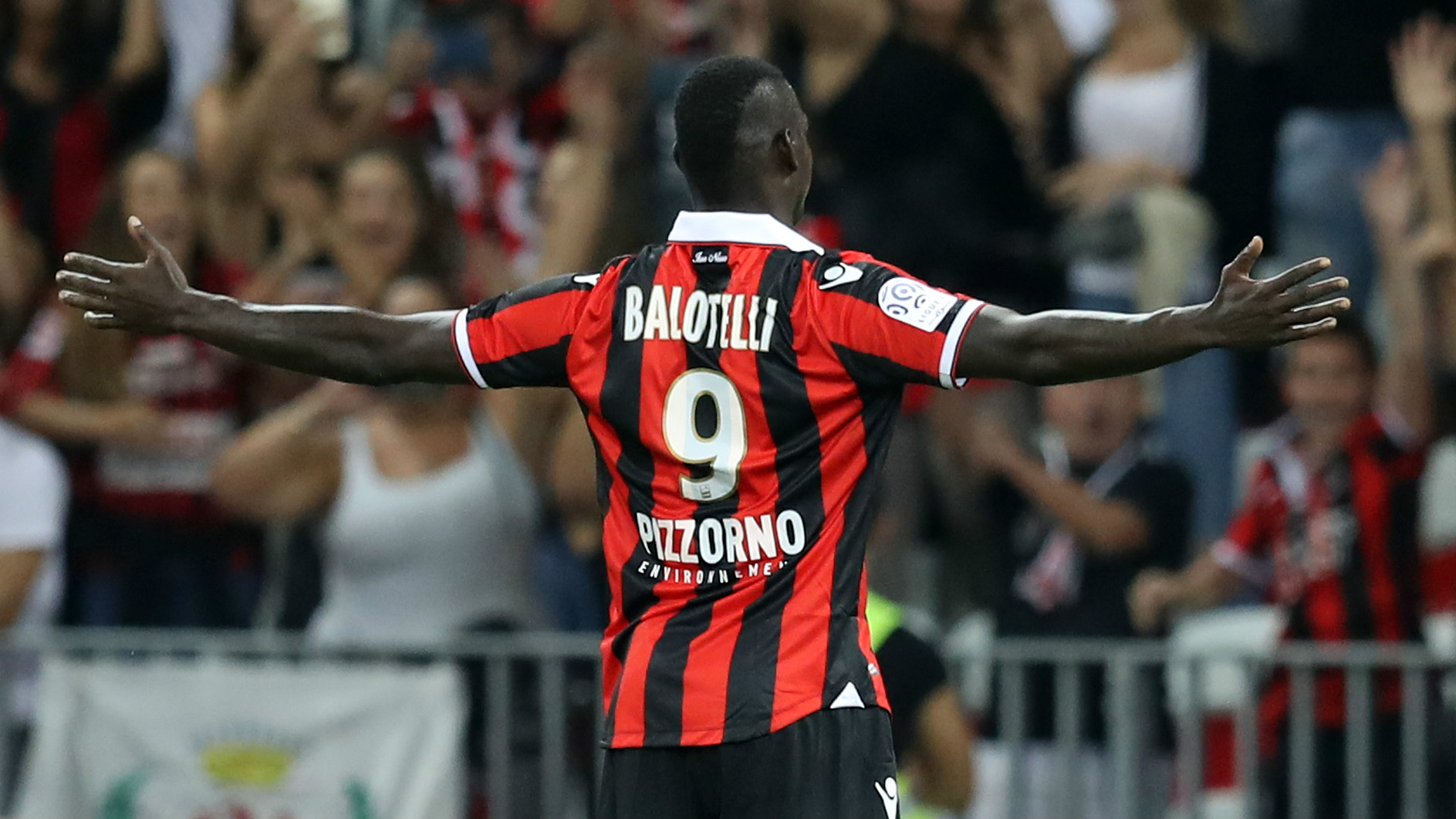 Balotelli Video Gol in Nizza-Marsiglia 3-2: Highlights e Sintesi (Ligue 1 2016-17)