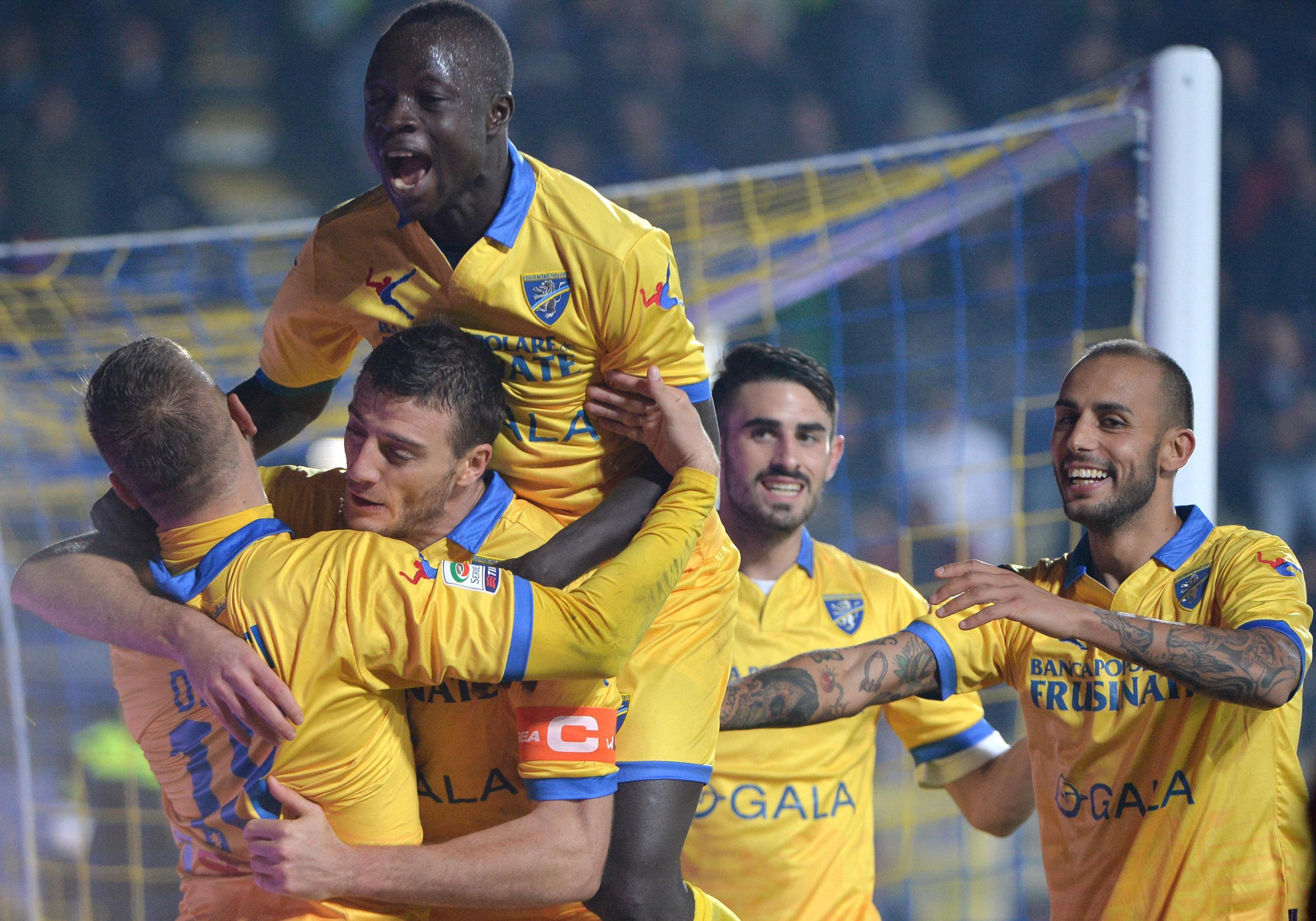 Frosinone-Benevento