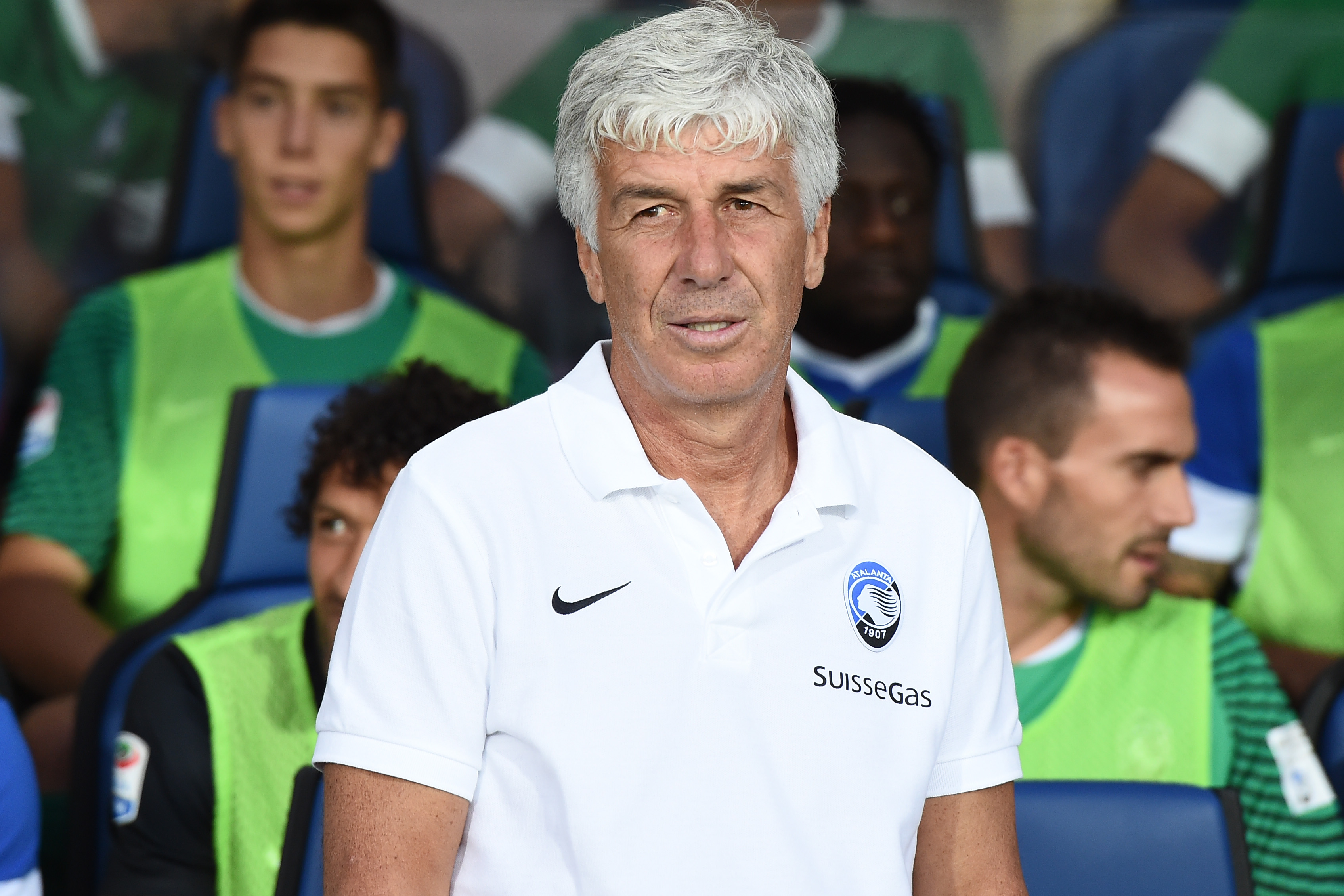 Crotone-Atalanta 1-3, Nicola rischia. LIVE: Cagliari-Samp 2-1, Melchiorri!