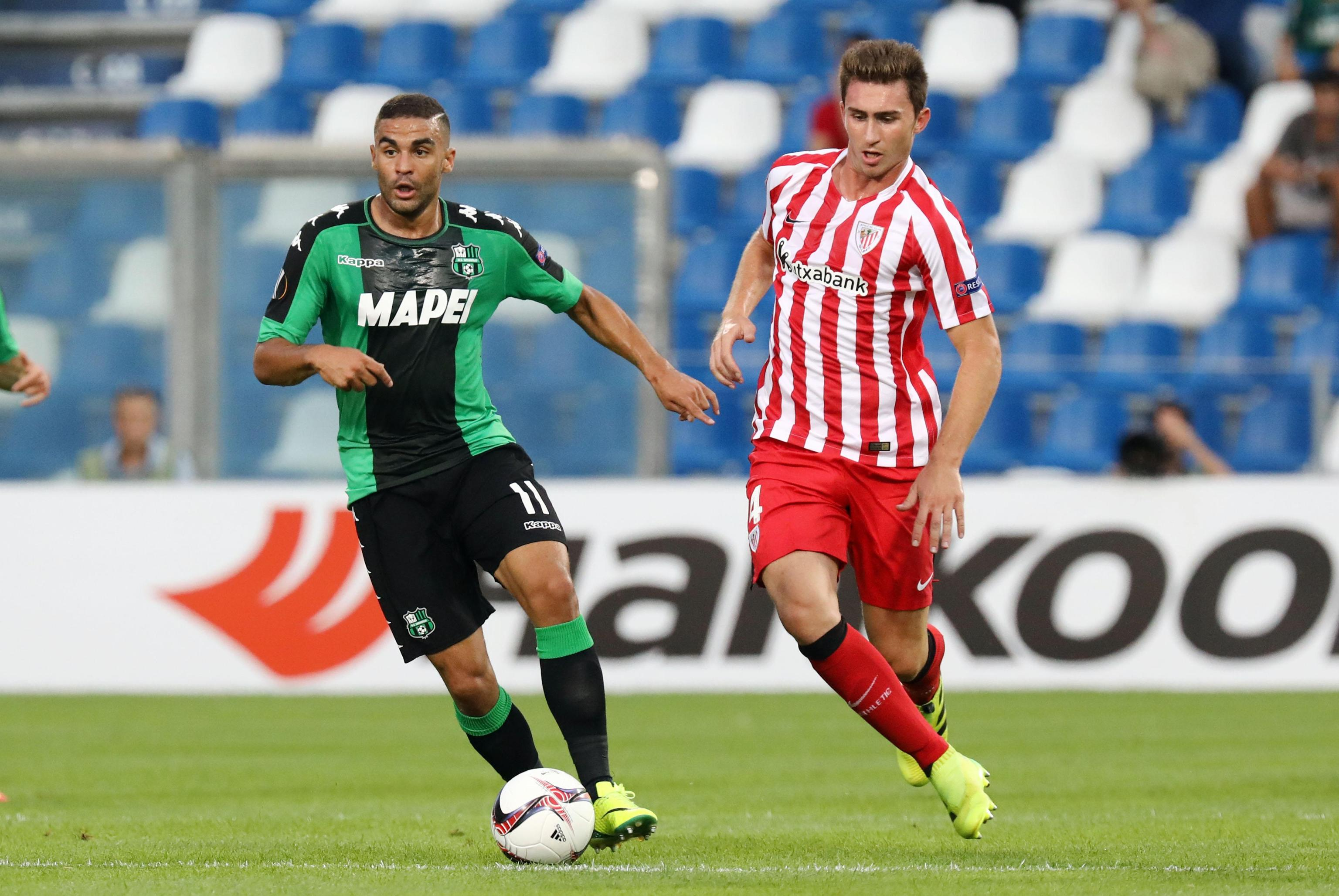 Soccer: Europa League; Sassuolo-Athletic Bilbao