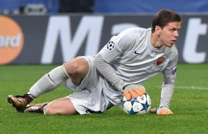Soccer: Champions League; Roma-Bate Borisov
