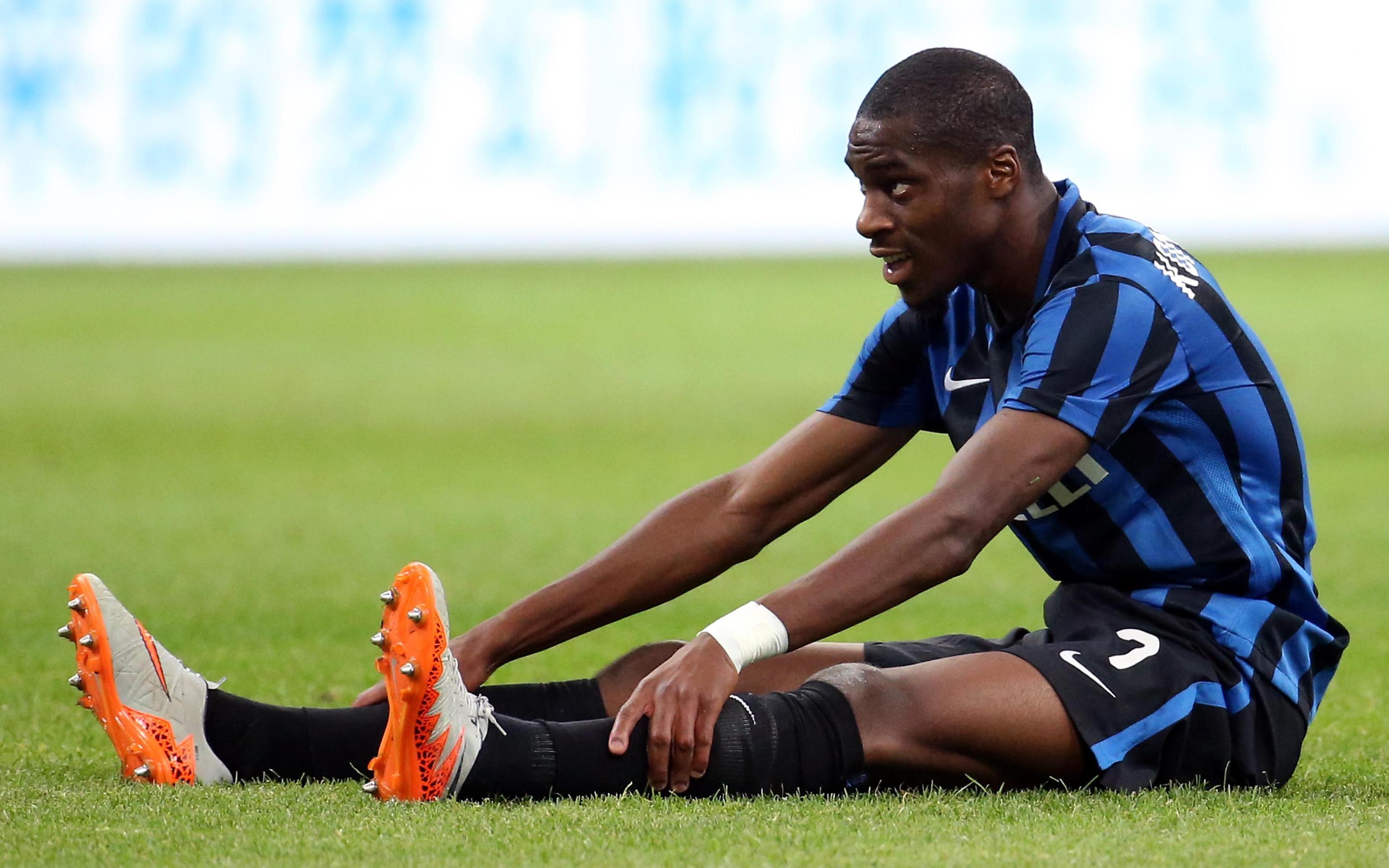 Kondogbia, schiaffo all'Inter (e a De Boer): le parole del francese