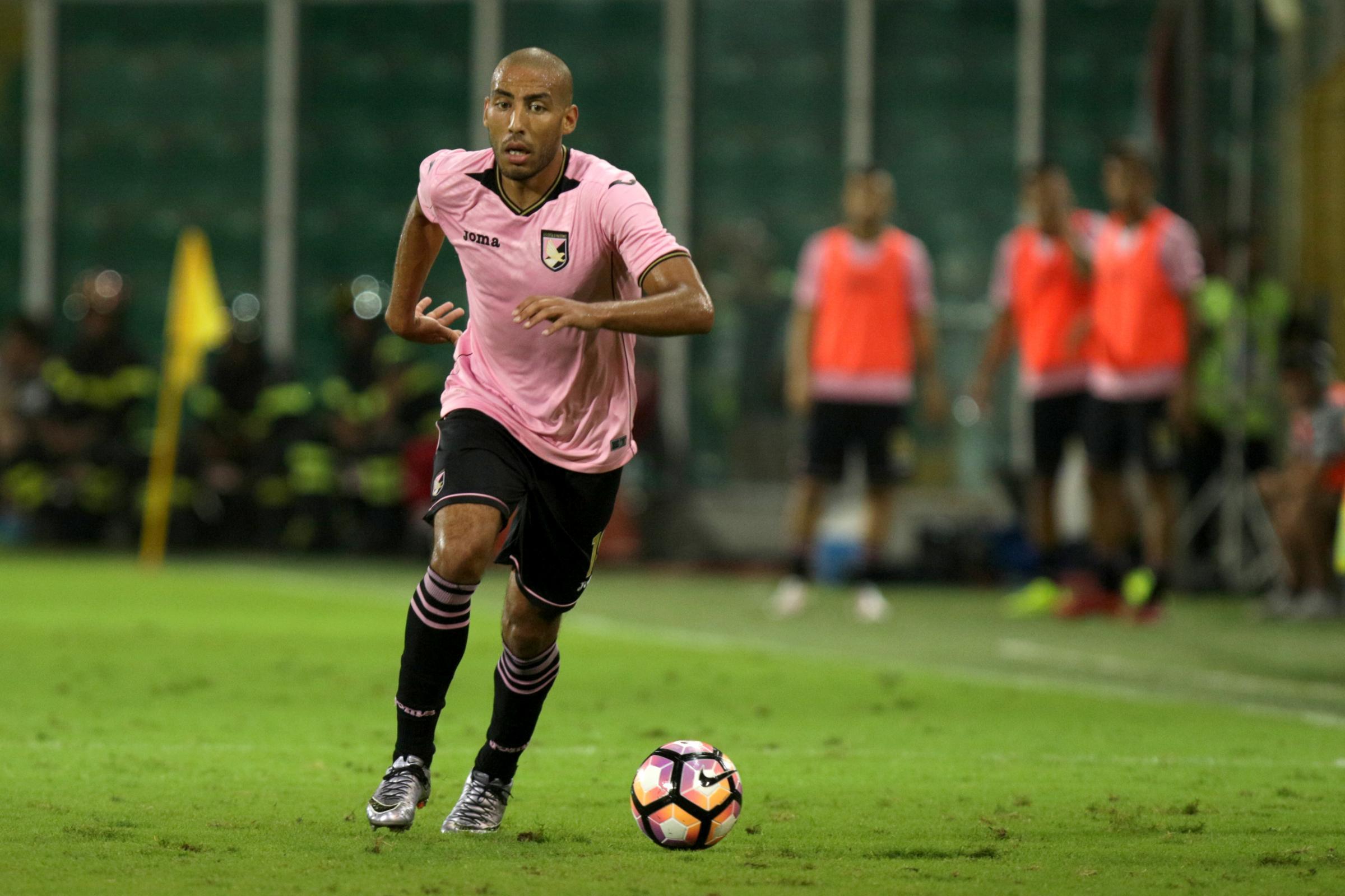Palermo-Sassuolo Serie ATim 2016/2017