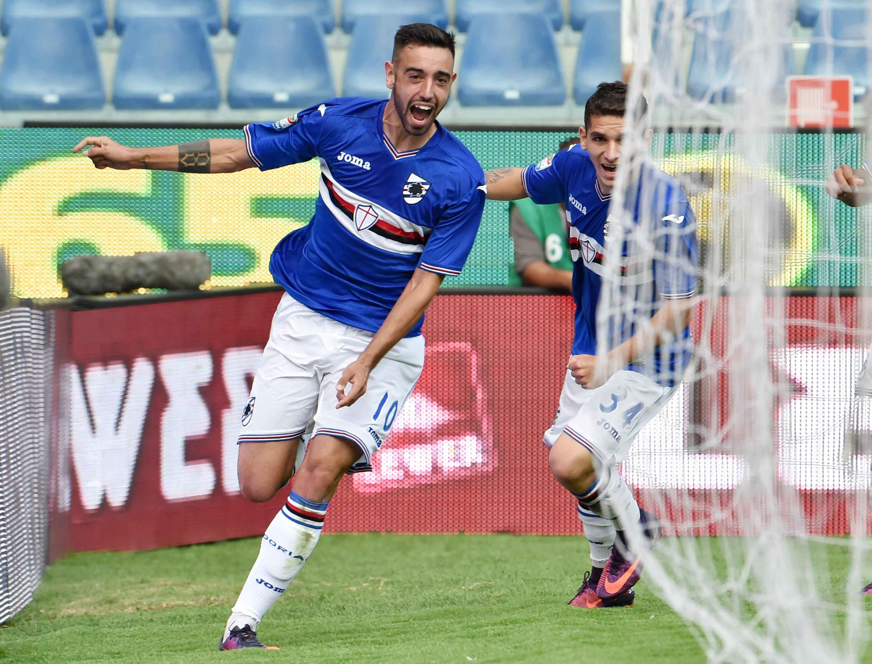 UC Sampdoria v US Citta di Palermo - Serie A