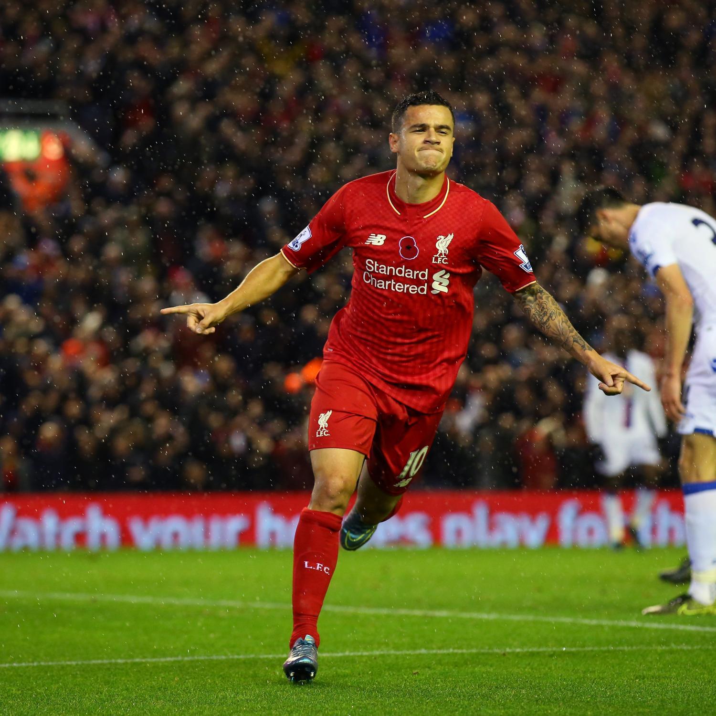 Ufficiale: Coutinho rinnova con il Liverpool fino al 2022