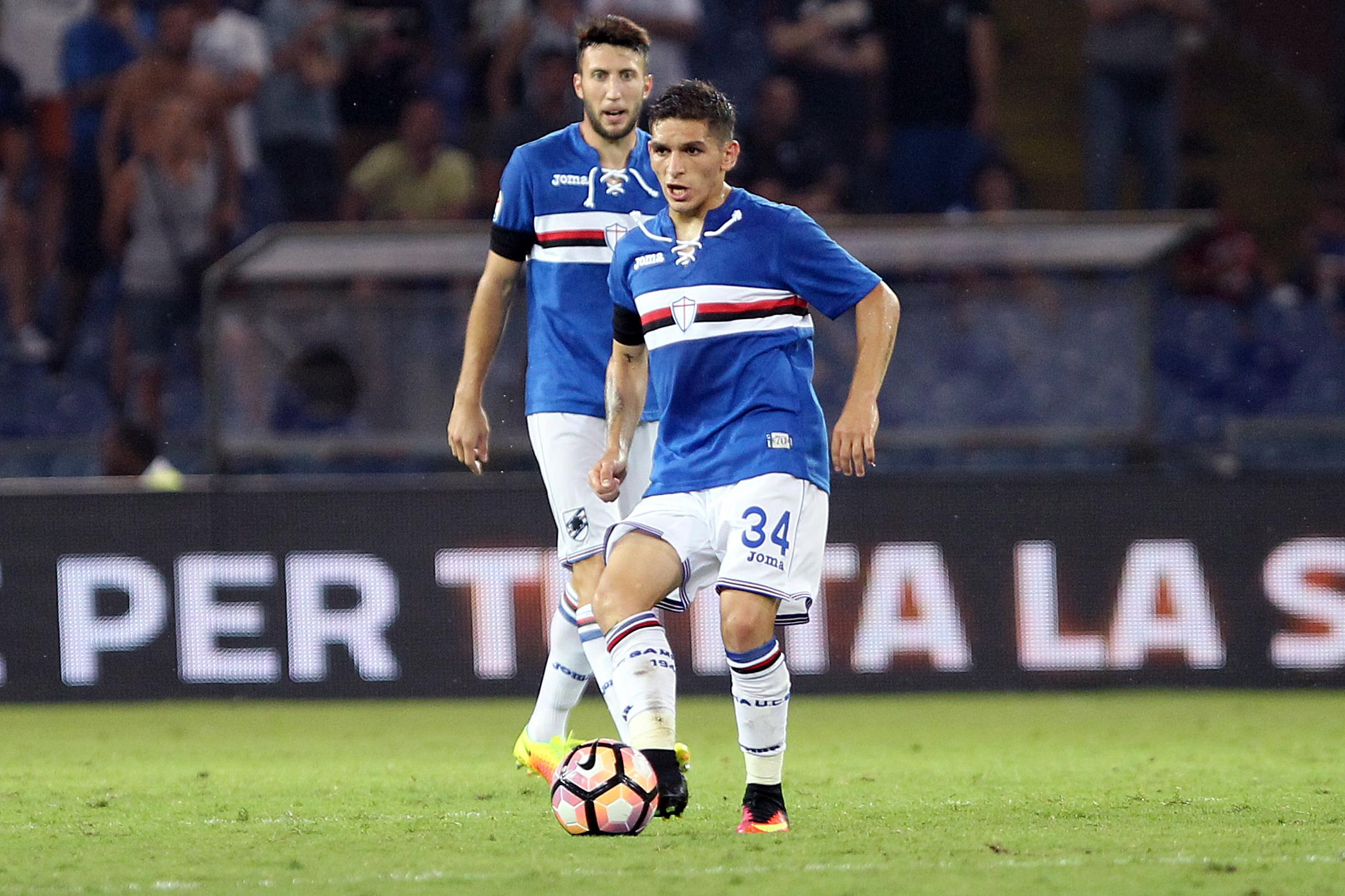 Sampdoria vs Atalanta